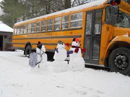 snow-bus