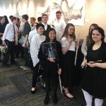 Advanced Band Performs at OSU
