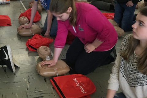 Learning to Save Lives!