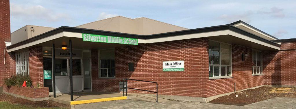 Silverton Middle School Entrance